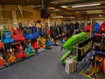 Clothing and Equipment for Canoeing and Kayaks