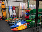 Sit On Top Kayaks for sale from Bournemouth Canoes Shop