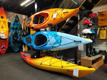Touring Kayaks from Bournemouth Canoes