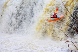 Whitewater Kayak Equipment