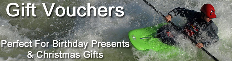 gift vouchers for Bournemouth Canoes