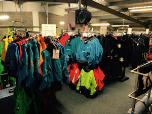We carry a range of kit in stock for Kayaking and Canoe in Dorset