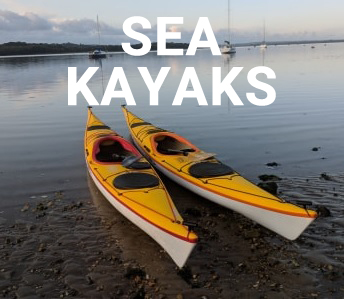 Sea Kayaks For Sale in Bournemouth, Poole, Dorset