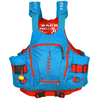 Peak River Guide White Water Safety and Rescue PFD