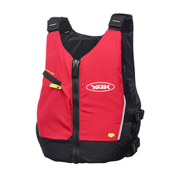 Buoyancy aids for sit on top kayaking