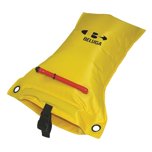 Paddle Floats a must have bit of safety kit for sea and touring kayakers
