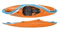 Dagger Dynamo Kids whitewater kayak