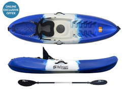 Enigma Kayaks Flow sit on top kayaks