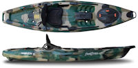 Feelfree Moken 10 Lite angling kayak