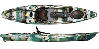 Moken 12.5 Kayak for fishing
