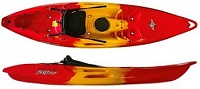 Feelfree Nomad Sport Solo Sit on top Kayak package deal