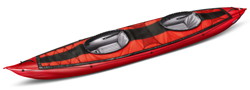 Gumotex Seawave Tandem Sit In Side Inflatable Sea Touring Kayak
