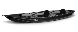 Gumotex Rush 2 Inflatable Touring Kayak
