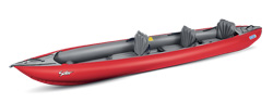Gumotex Solor 3 a brilliant family infaltable canoe and kayak that is hard wearing