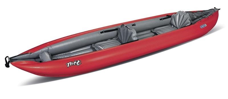 Gumotex Twist 2/1 | Inflatable kayaks