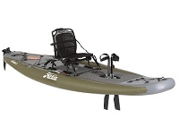 Hobie i11s Inflatable Kayak With Mirgae Drive