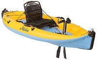 Hobie I9s Inflatable Sit On Top Pedal Drive Kayak