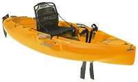 Hobie Kayaks Sport with Mirage Pedal System