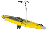 Hobie Eclipse 10.5 Paddle Pedal  Board