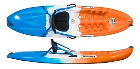 Islander Hula Sit On Top Kayaks