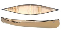 Nova Craft Bob Special in Tuffstuff a Superlight weight Canoe