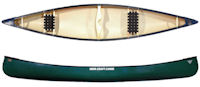 Nova Craft Prospector 15 SP3 Plastic Open Canoe