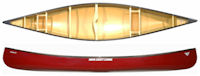 Novacraft Prospector 16 Tuffstuff open canoe for a range of waters