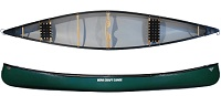 Nova Craft Canoes Prospector 17 SP3 Family and Expedition Open Canoe