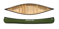 Novacraft Trapper 12 lightweight solo open canoe