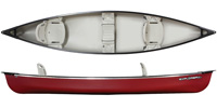 Pelican 14.6 3 seater family open canoe ideal for extra comfort