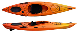 Riot Edge 11 Day Touring Kayak For Smaller Paddlers