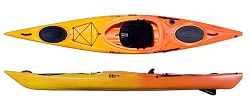 Riot Enduro 13 a great day touring kayak for larger paddlers wanting to paddle on calm waters