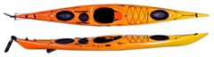 Riot Brittany 16.5 is a Roto Moulded Sea Kayak perfect for expeditions and paddling distance