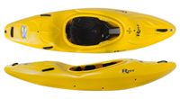 Riot Magnum whitewater kayak, ideal for a range of paddle abilites and water conditions