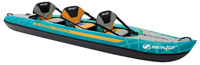 Sevylor Alameda Premium Family Inflatable Kayak