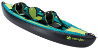 Sevylor Ottawa 3 person inflatable kayak