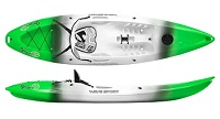 Wavesport Scooter Whiteout A Perfect Surf Sit On Top Kayak