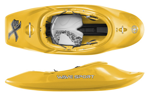 Wavesport Project X Freestyle Kayak