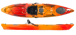 Wilderness Systems Tarpon E 120 Sit on top kayak perfect for touring and fishing with a comfortable seat
