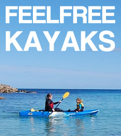 Feelfree Kayaks From Bournemouth Canoes